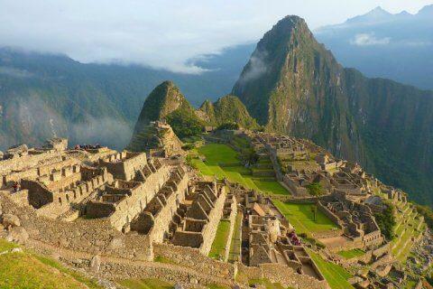 Pourquoi ne pas visiter le Machu Picchu ?