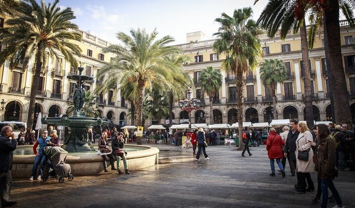 Passer un week-end à Barcelone