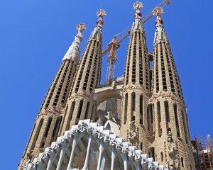 Barcelone Sagrada Familia