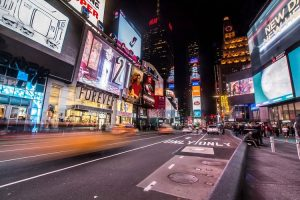 Guide touristique de New York