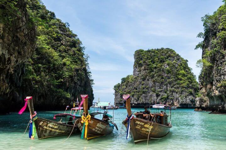 Phuket, le lieu idéal pour vos vacances en Thaïlande