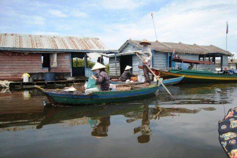 Les multiples raisons de voyager en privé au Cambodge