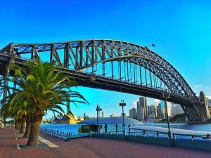 pont Harbour Bridge Sydney