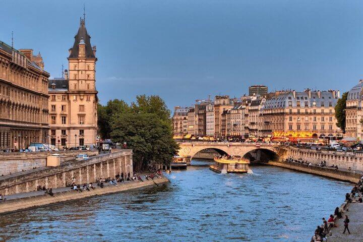 Les quartiers historiques de Paris à visiter