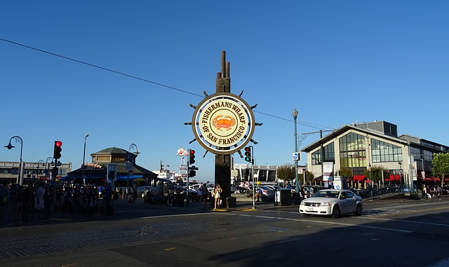 Pier 39 à San Fransisco
