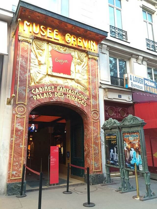 Musée Grévin à Paris