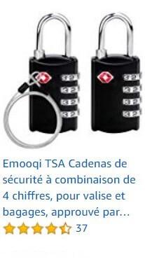 cadenas tsa