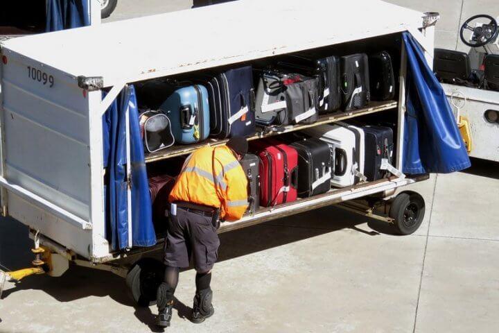 Poids et dimensions bagages en soute
