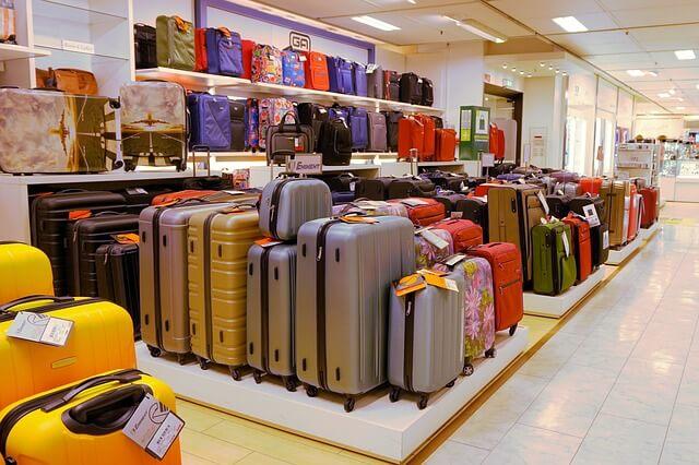 bagage soute avion