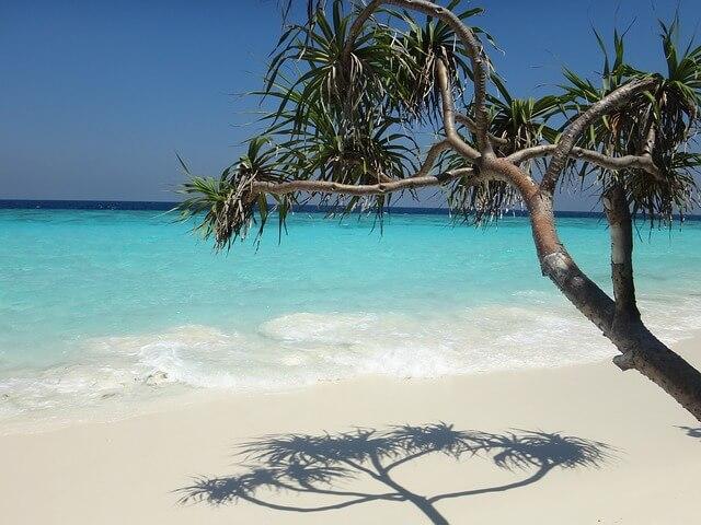 vacances au soleil aux Maldives