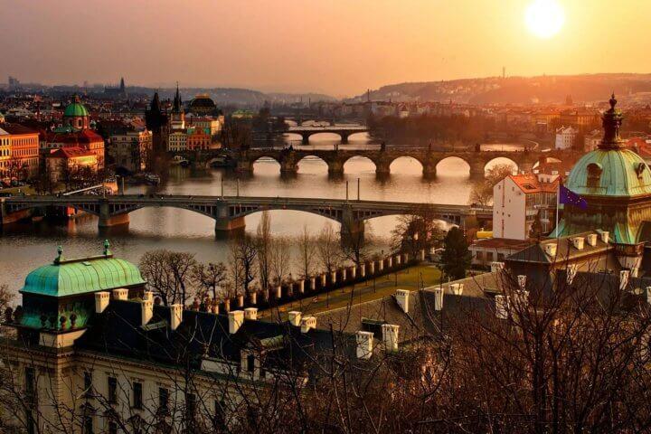 Qu'y a-t-il à visiter à Prague ?