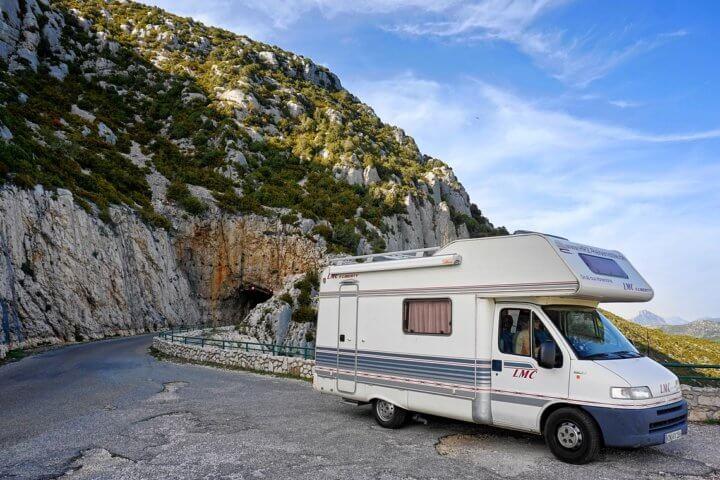De bonnes raisons de voyager en camping-car!