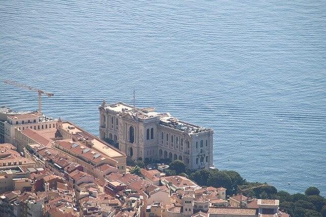 musée océanographie de Monaco