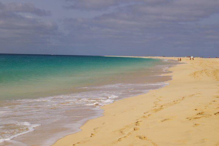 Séjour au Cap Vert, découverte de plages paradisiaques