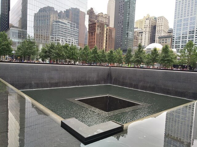 Memorial 911 Ground Zero New York