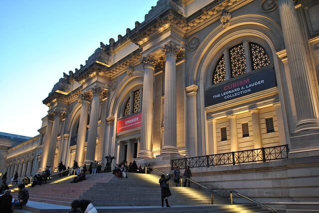 Metropolitan museum à New York