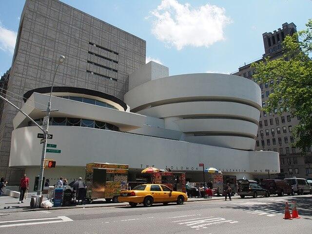 musée Guggenheim à New York