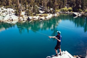 Concilier pêche et vacances
