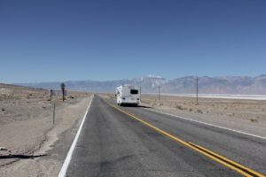 Road trip en camping car aux USA