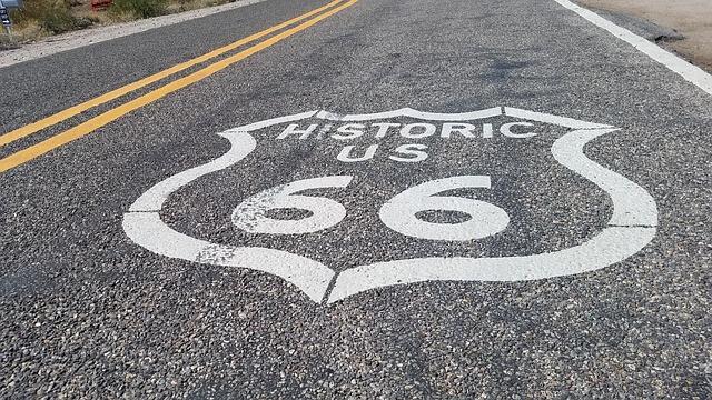 itinéraire usa route 66