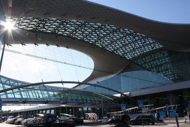Grand aéroport Cheremetievo en Europe