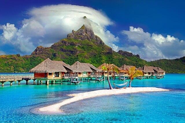 Partir en novembre sous le soleil de Bora Bora en Polynésie française