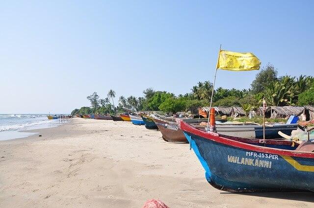 Partir en novembre sous le soleil de Goa en Inde