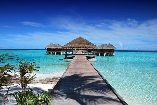 Partir en novembre sous le soleil des Maldives