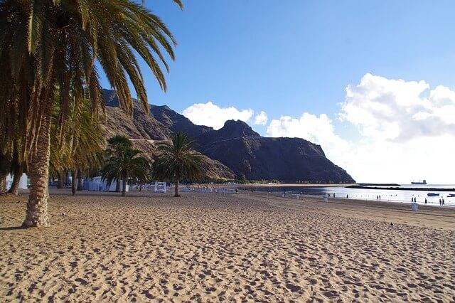 Partir en novembre sous le soleil de Tenerife aux Îles Canaries