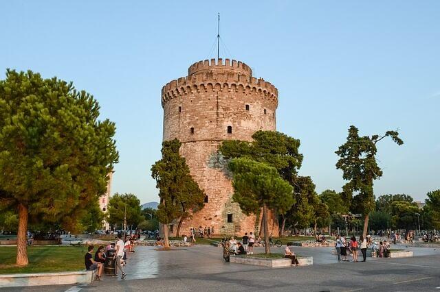Quelle ville choisir pour un premier voyage en grece ? Thessalonique !