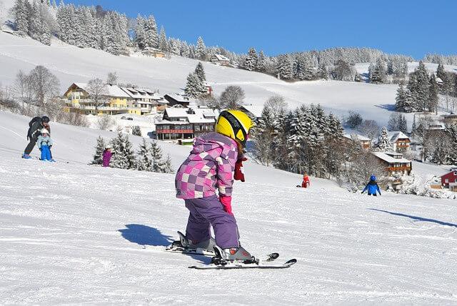 Ou partir en décembre ? Vacances au ski à la montagne
