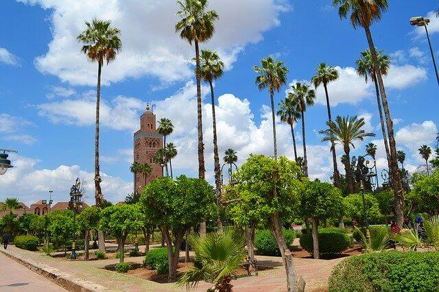 Koutoubia Maroc