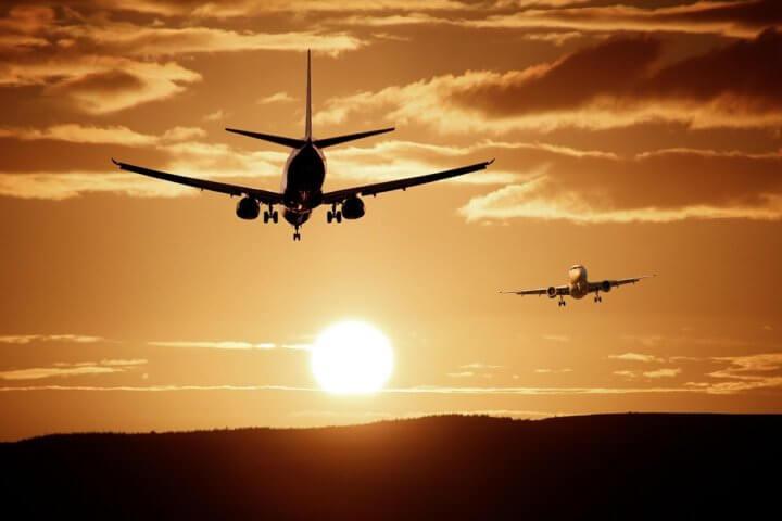 Liste noire des compagnies aériennes