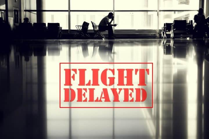 Vol retardé: que faire en cas de retard avion ?