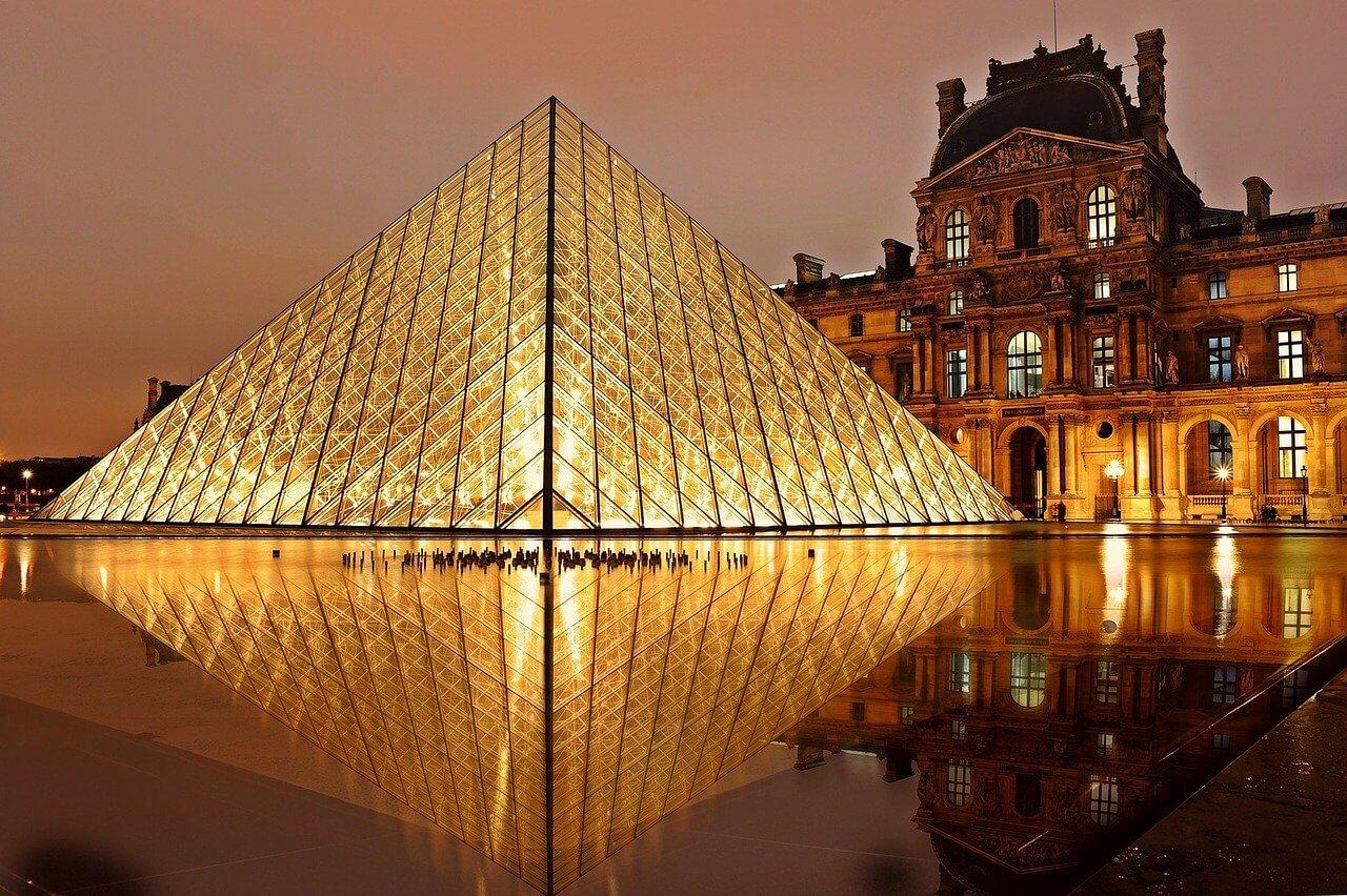 Louvre à Paris