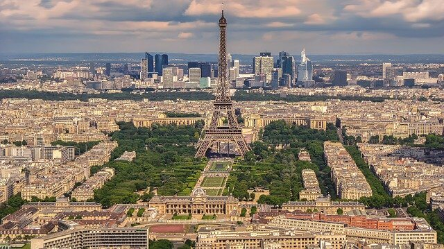 parc à Paris