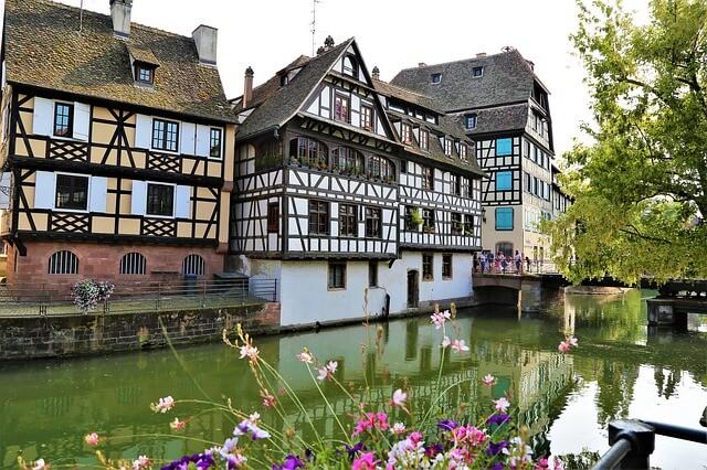 Strasbourg en Alsace