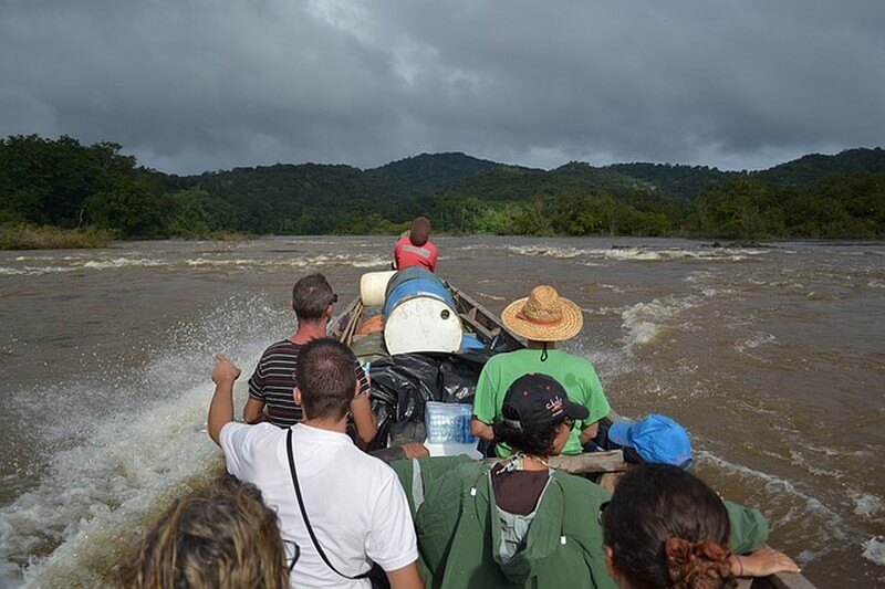 roadtrip en Guyane
